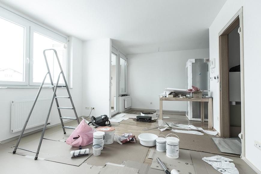 ristrutturazione casa Bologna
